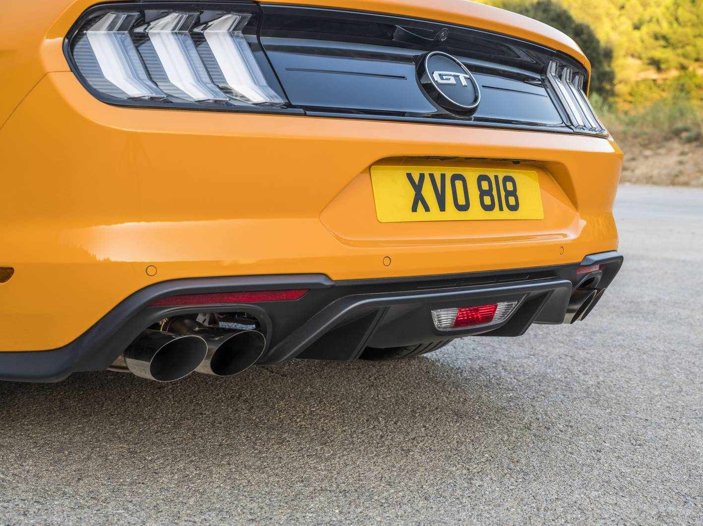 Mustang 2018 - 3