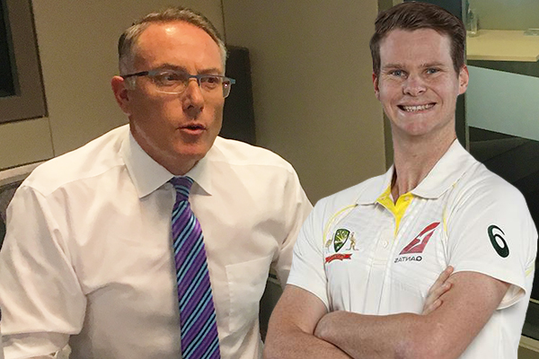 Foxtel boss hints at commentary lifeline for Steve Smith and Bill Lawry