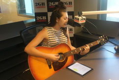 Up-and-coming country music star has a unique connection to Ray