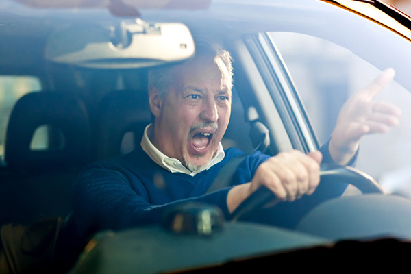 Article image for Chris loses it on aggressive drivers, 'They're waiting to pounce on their prey'