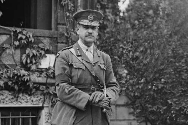 Article image for Great-grandson of Sir John Monash, 'his life had been a preparation'