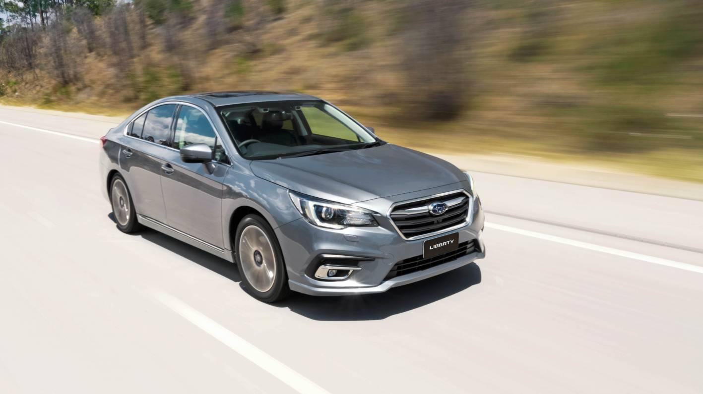 Subaru Liberty 2018 - 2