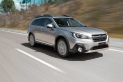 Subaru Outback 3.6R wagon updated for 2018
