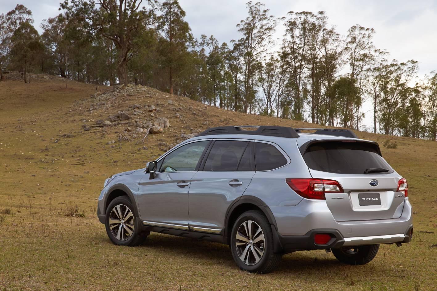 Subaru Outback 3.6R - 2