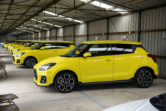 Suzuki Swift Sport offers a satisfying drive