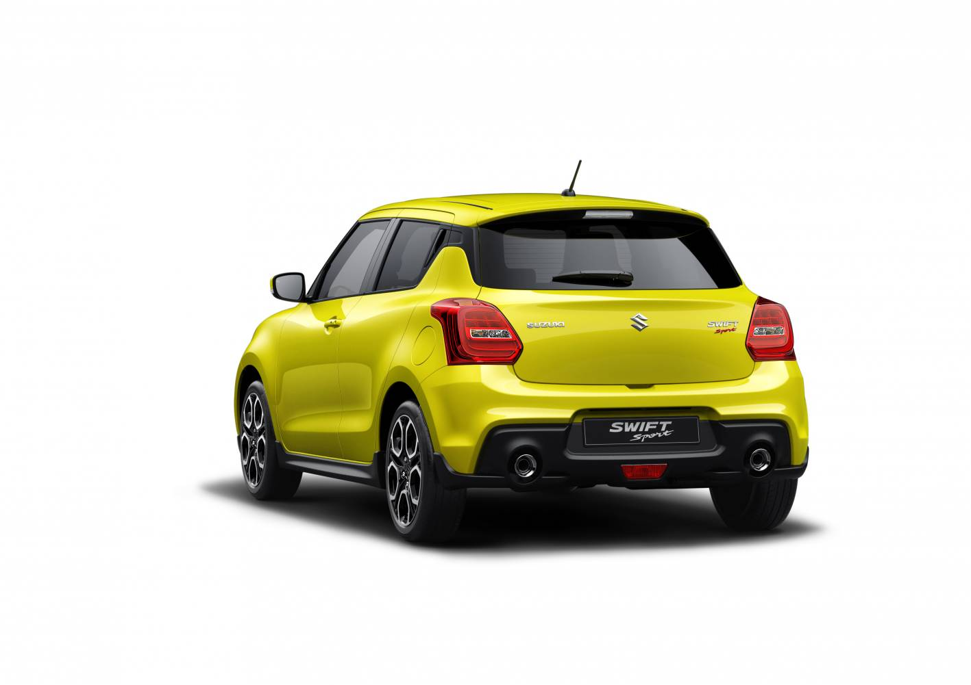 Suzuki Swift Sport - 3