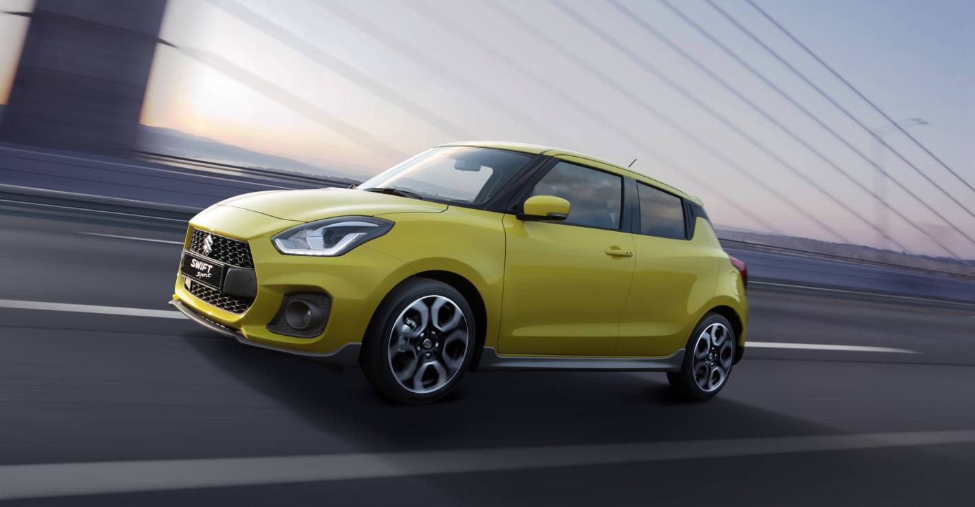 Suzuki Swift Sport - 5