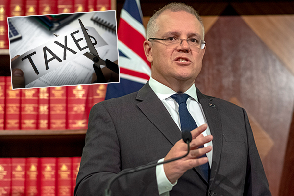 Article image for Treasurer says any income tax cuts announced in the budget will be modest