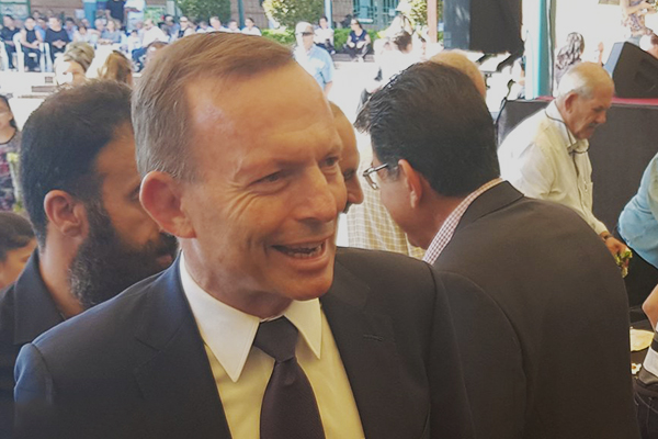 Tony Abbott says migration crackdown started under his watch