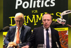 BUSTED   Dutton and Turnbull reading from the same cheat sheet