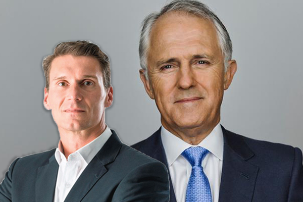 Article image for 'This man will stop at nothing until this party is destroyed': Bernardi's scathing criticism of PM