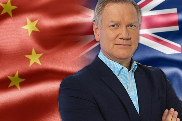 Article image for Andrew Bolt: China's 'aggression and power' a real concern