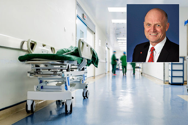 Article image for Federal Senator slams Aboriginal hospital policy as 'old 1950s racism'