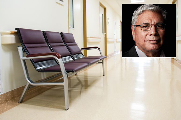 Article image for Warren Mundine: 'Bizarre' Aboriginal hospital policy is a step too far