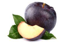 Health benefits of antioxidants in plums