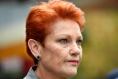 Energy prices should come before company tax cuts, Senator Hanson says