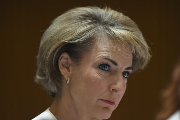 'I've said it a million times', Michaelia Cash challenges third subpoena over union raids