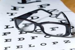 I spy healthy eyes