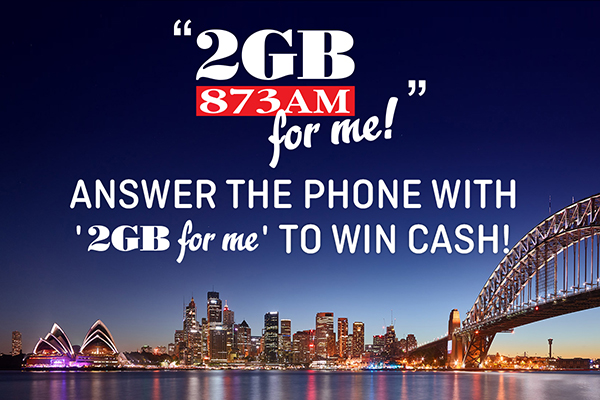 Listener wins BIG with '2GB For Me'
