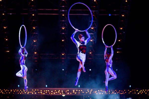 The 'healthy tension' facing the world's greatest circus