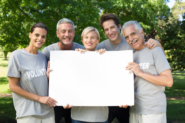 Article image for Volunteering is good for you and economically smart for Australia
