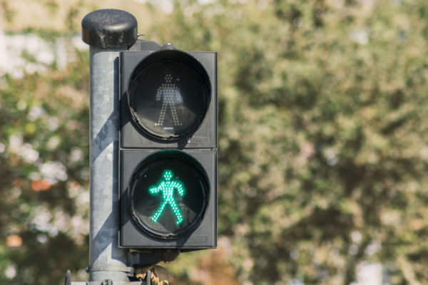 Article image for Council wants to ditch little green man for 'gender equality'