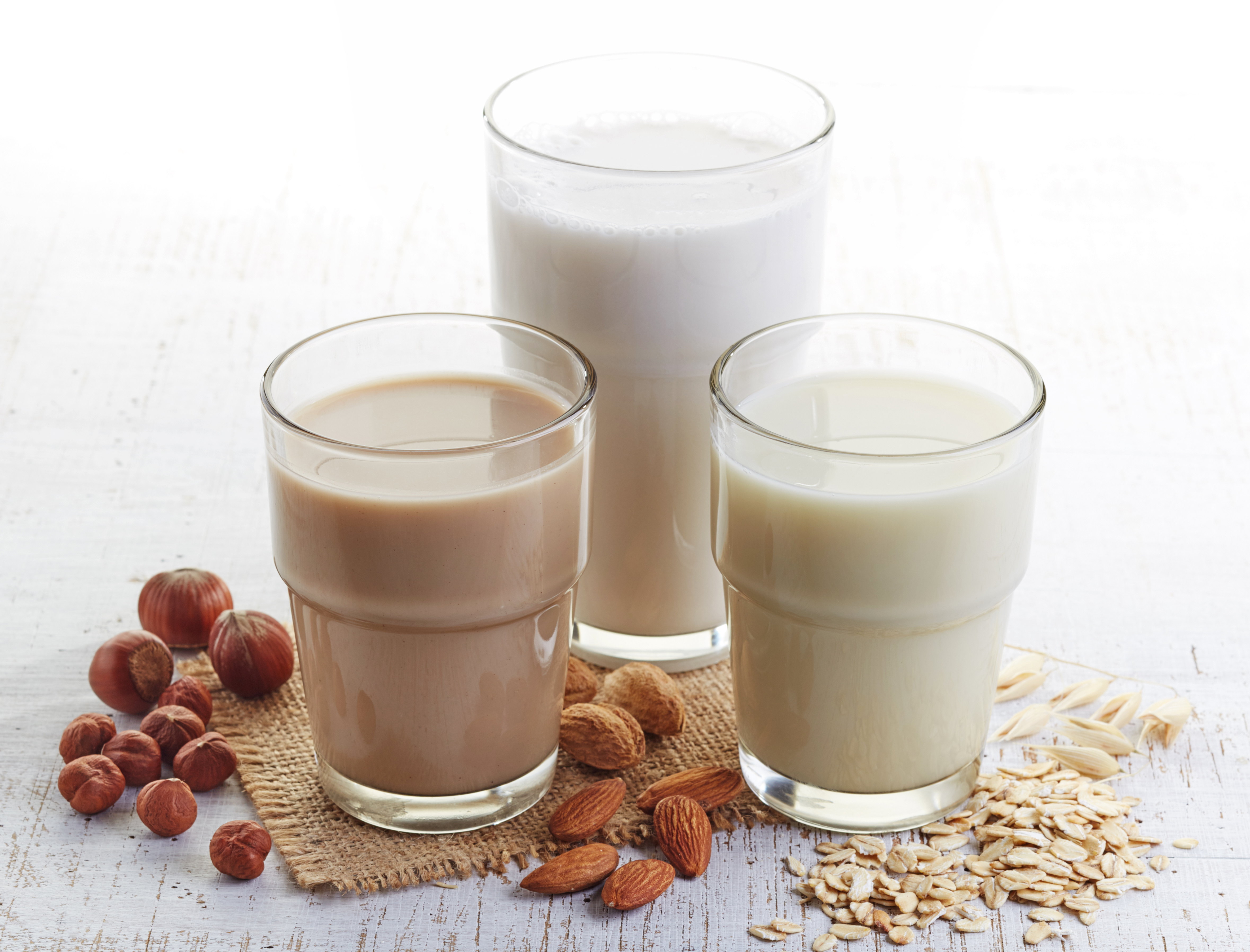 CWA declares war on almond, soy, rice, and coconut milk.