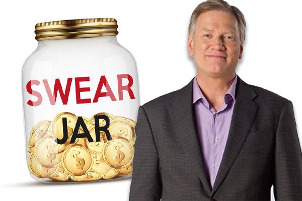 Bolt on ABC: 'It's like a swear jar, more f-words you use… ka-ching!'