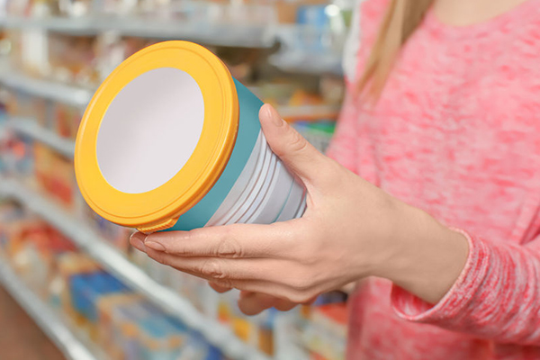 Article image for Coles to lock up baby formula like cigarettes