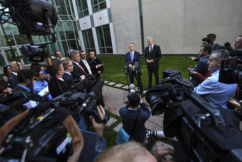 Peter Dutton: 'I sawhimlook down the barrel of a camera and he blatantly lied'