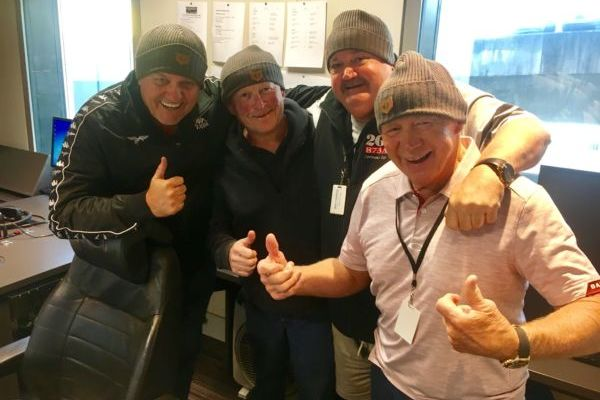Article image for Continuous Call Team gets behind Beanie For Brain Cancer Round