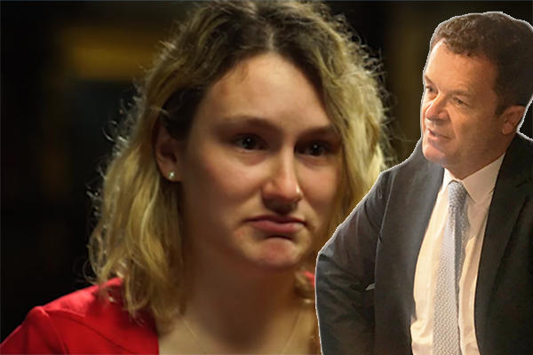 Article image for Attorney-General questions anal sex court claims: 'I hope not as a parent'