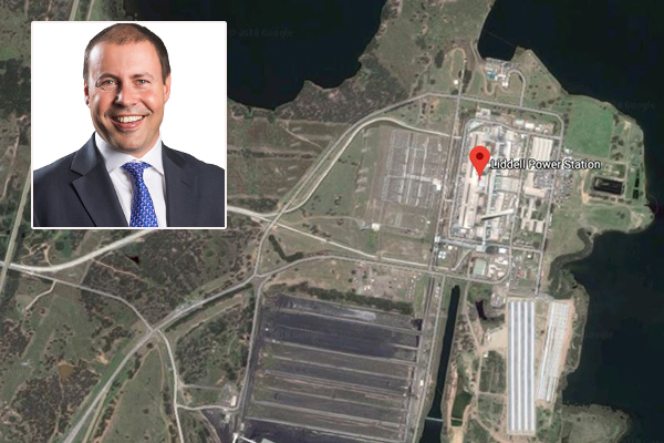 Article image for Energy Minister won't 'jump the gun' in forcing AGL to sell Liddell