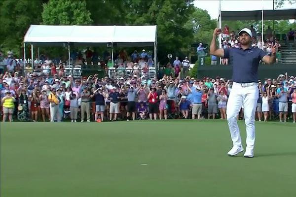 Jason Day wins on the PGA Tour