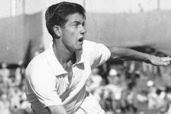 50 years since Ken Rosewall kicked off the Open era of Tennis