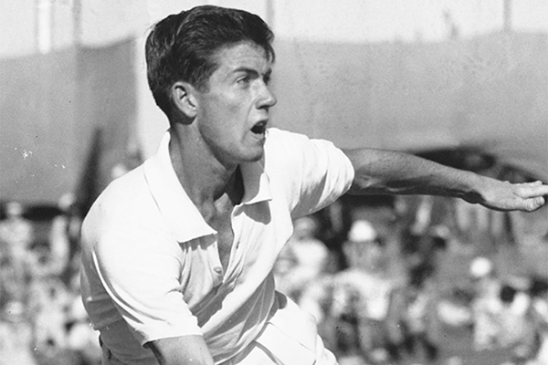 50 years since Ken Rosewall kicked off the Open era of Tennis