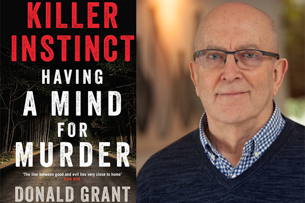 Article image for New book attempts to unravel the 'why' behind murder