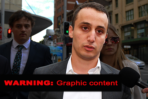Article image for EXCLUSIVE   Ben Fordham confronts Luke Lazarus