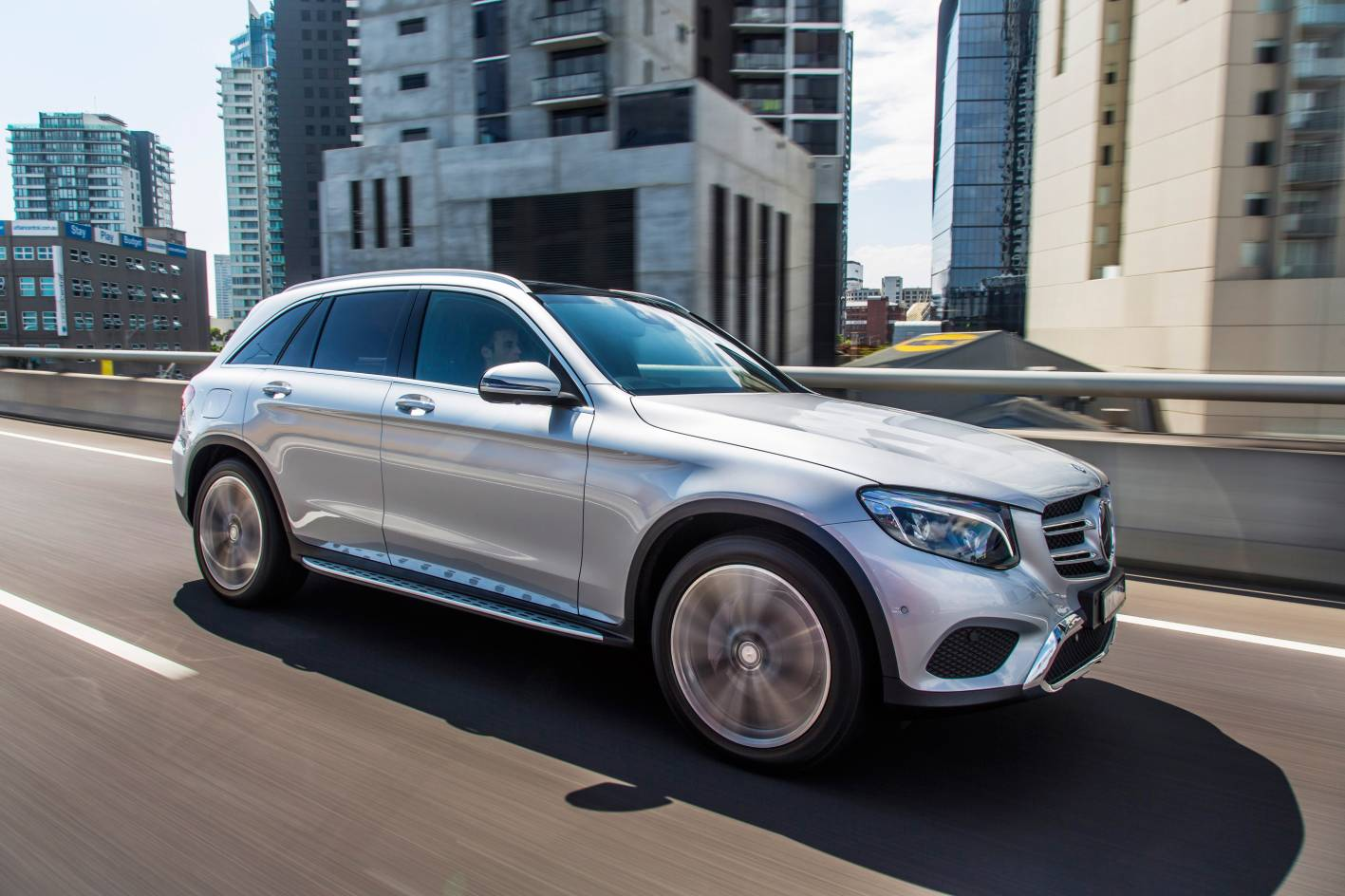 Mercedes-Benz GLC - 1
