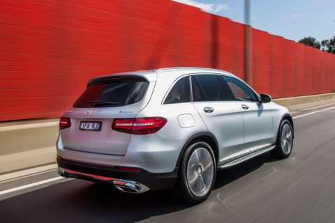 Mercedes-Benz GLC- 2