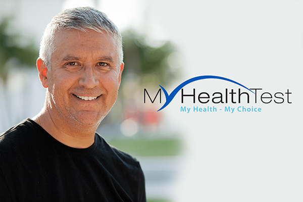 My Health Test: Take control of your health