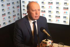'It's like some parallel universe down there': Peter Dutton takes a swing at Melbourne