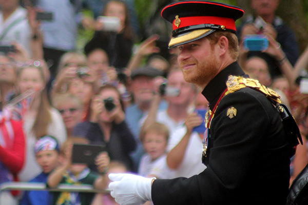 The big difference between Prince Harry and Prince William's weddings
