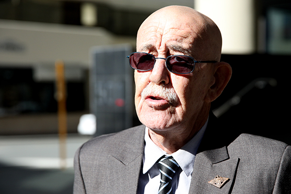 Article image for Former union official admits he was 'a bagman', says others were involved