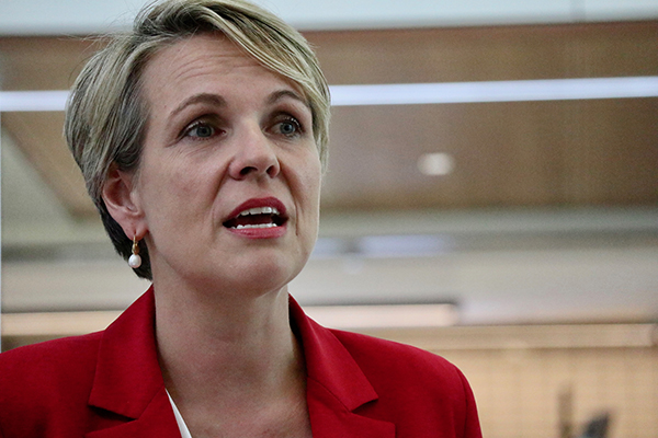 Deputy leader Tanya Plibersek makes Labor's strongest statement on boats