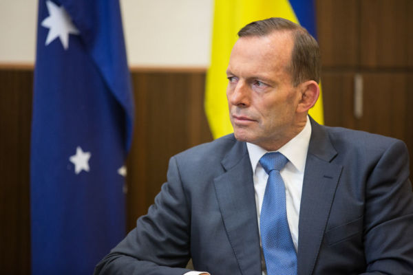Article image for Tony Abbott: 'We are full and frankly we're fed up'