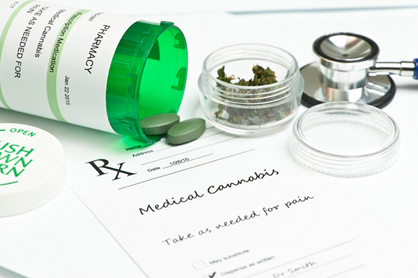 Article image for Cancer patients to receive new cannabis-based medicine in pain management trial