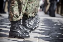 'It should be ended now': Push to get more women on front line a 'disaster'