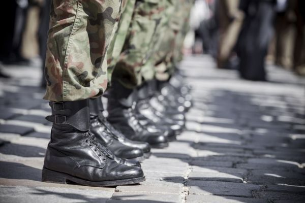 Article image for 'It should be ended now': Push to get more women on front line a 'disaster'