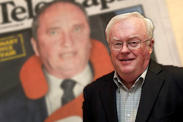 'It's ridiculous': Richo slams Barnaby Joyce's privacy breach claims